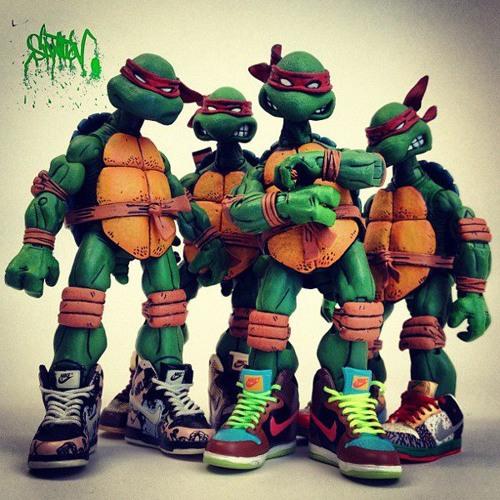 DA'PRO The Turtle in your Brain