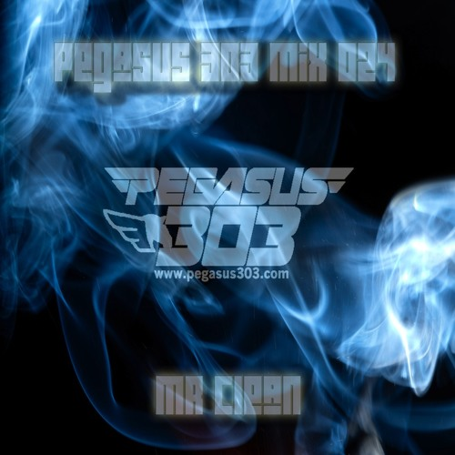 Pegasus 303 Mix 024 with Mr. Clean