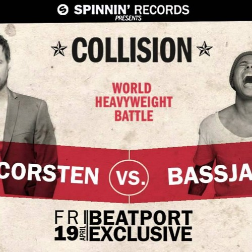 Ferry Corsten vs. Bassjackers - Collision (Original Mix)