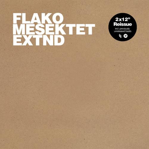 PMC116 - Flako 'Mesektet Extnd' Album Snippet (2LP/Digital - Project: Mooncircle, 2013)