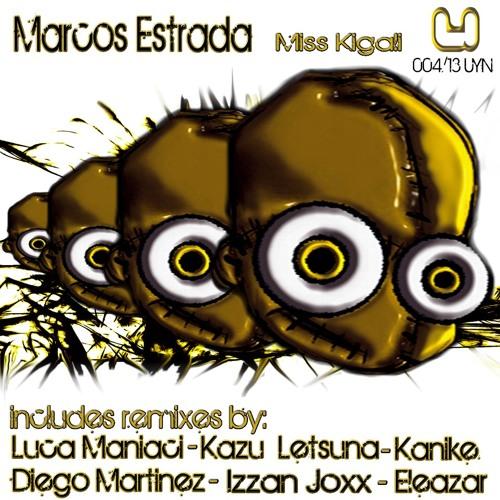 Marcos Estrada (Miss Kigali) Kanike Remix _ Uyeney Records