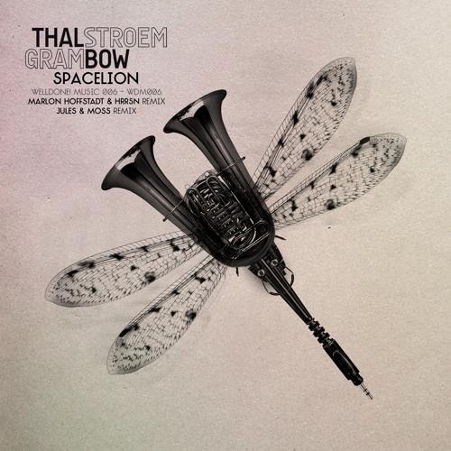 Thalstroem & Grambow - Spacelion (Marlon Hoffstadt & HRRSN Remix)