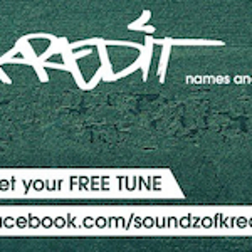 Kredit - Names & Faces - SDR FREE GIVE AWAY (DL link in description)