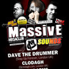 Lukash Andego - live @ Massive Sounds with Dave The Drummer, Clodagh @ MegaClub, Katowice 13.04.2013