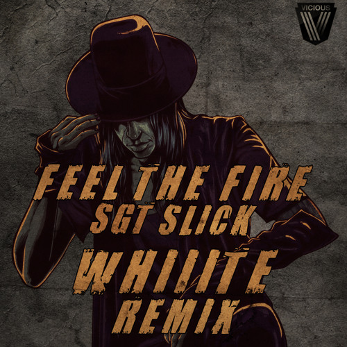 Feel The Fire [Saturn] by Sgt. Slick Feat Stazz (Whiiite Remix)