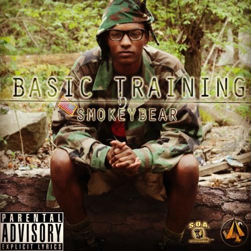 SmokeyBear - Basic Training (Prod. by RonPOnTheTrack)
