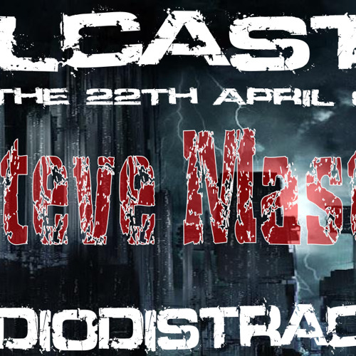 Hellcast #012 with Guest Steve Masterson and AudioDistraction on 22.04.13 at FNOOB