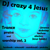 Move of God, dance - Suzy Yaraei  (DJC4J live remix in the trance praise and worship mix 2)