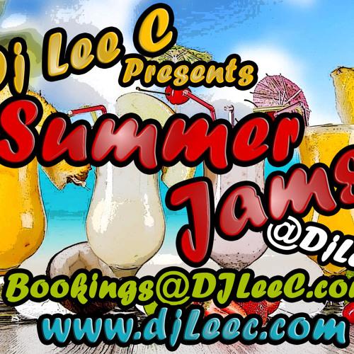 Dj Lee C Presents R&B Summer Jams.