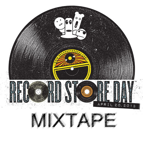 Jungle Indie Rock - Record Store Day 2013 Mixtape