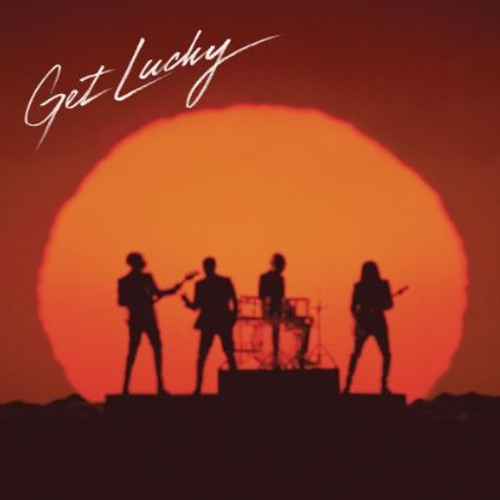 Daft Punk Get Lucky Extended Club with Hype
