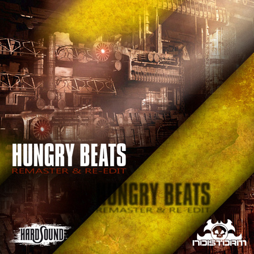 HUNGRY BEATS - VAMPIRES EXIST (Reamstered)