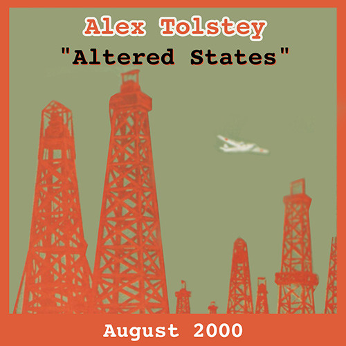 "Boshke Archives: Alex Tolstey ""Altered States"" mixtape  August 2000  320mp3"