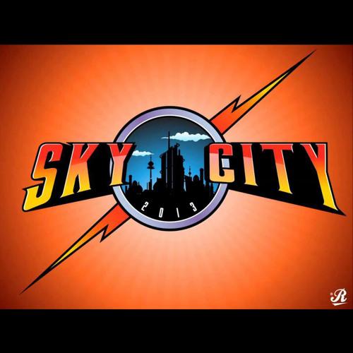 K-391 - Sky City 2013 (Instrumental)