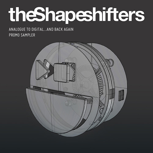 The Shapeshifters (Depthcharged DJ Mix - April 2013)
