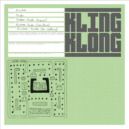 Ninetoes - Finder (Martin Eyerer Remix) (Kling Klong)