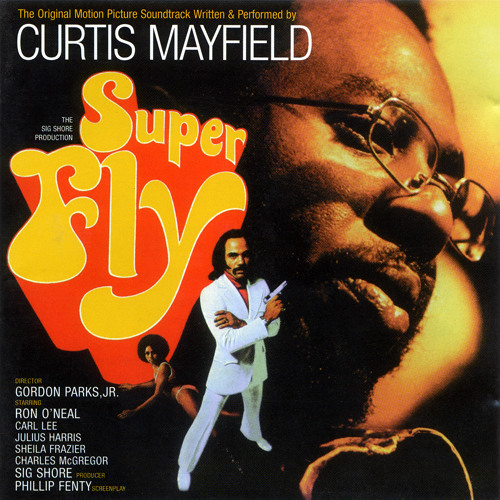 Curtis Mayfield - Pusherman (BONNIE EDIT)
