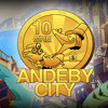 ANDEBY CITY 2013
