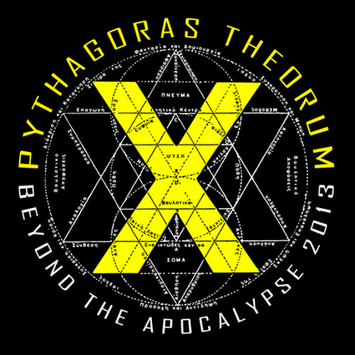 Pythagoras Theorum Album Sneak Preview - Physmatics X - Out 26.08.13