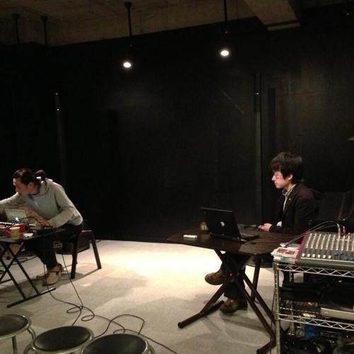 平間貴大 x ユタカワサキ live at Ftarri 2013-4-21前半