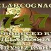 Clap Cognac - 747 (Prod. by KillaMessiah & Krysiz Kahn)