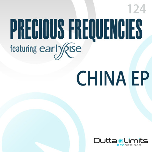 Precious Frequencies - 'China' EP | Release Preview