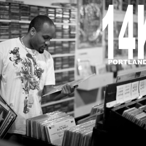"14KT & Ozay Moore ""Record Store Day"" Prod. By 14KT"