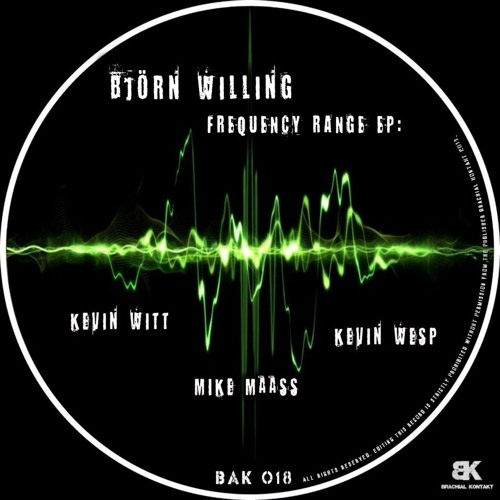 Bjoern Willing - I'm (Original Mix) {soon on Brachial Kontakt}