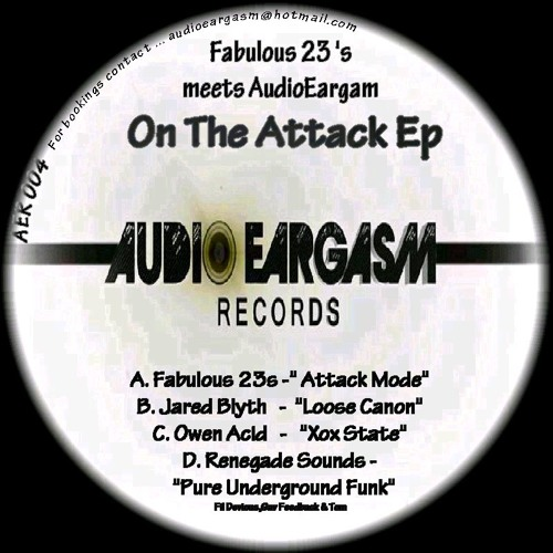 Fabulous 23s - attack mode {AER-004a}