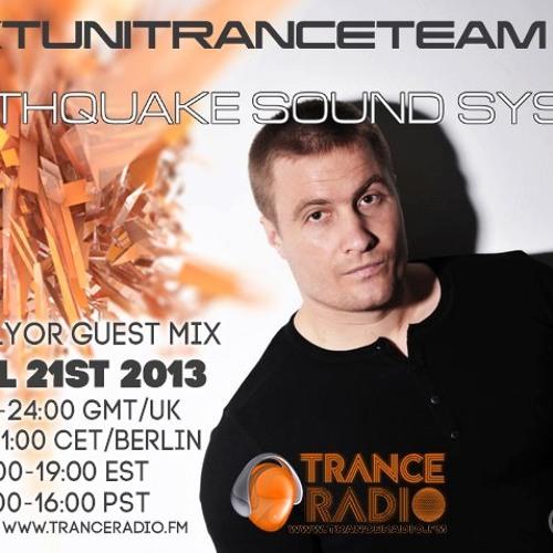 UkTuniTranceTeam140+ Pres. Earthquake Sound System 015 (Phil Taylor Guest Mix)