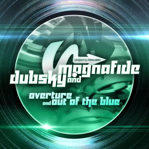 STEP028 - Dubsky & Magnafide - Out of the Blue - Preview