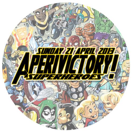 APERIVICTORY #001 | KEKKO BOCCIA - TONY FORT | 21.04.2013 (FREE DOWNLOAD)