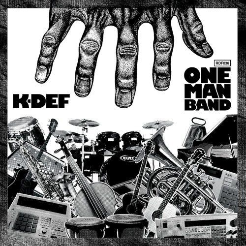 """""""Street Jazz"""" (Free mp3) by @DJKDEF. """"One Man Band"""" is out now."""