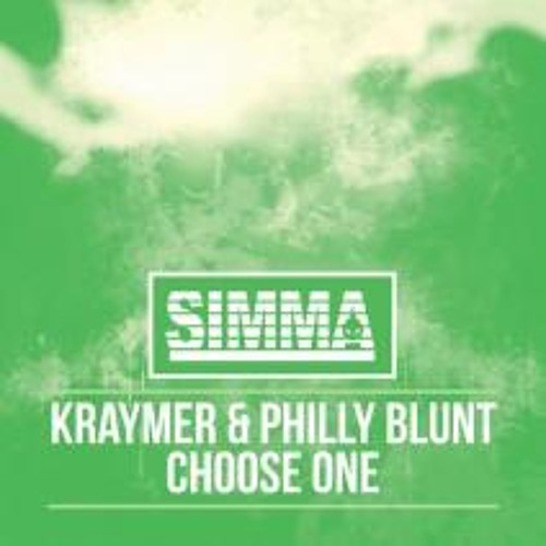 ***OUT NOW ON SIMMA RECORDS*** Kraymer and Philly Blunt - Choose One