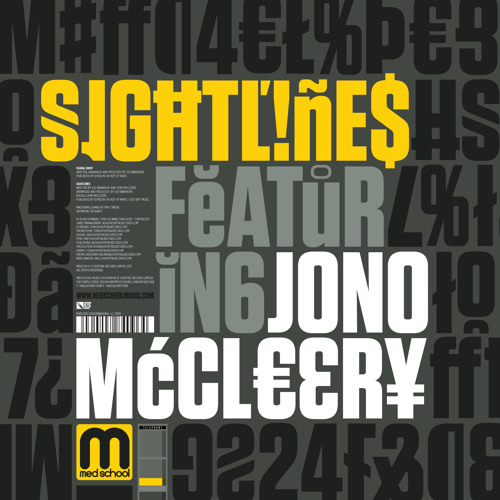 Joe Syntax - Sightlines (ft Jono McCleery)