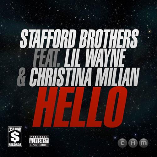Stafford Brothers Feat. Lil Wayne and Christina Milian - Hello [John Trust's No Wayne Remix]