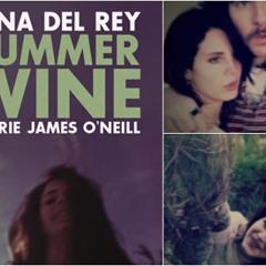 Lana Del Rey - Summer Wine ft. James Barrie