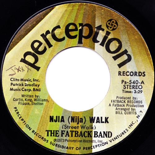 Fatback - Nija Walk (The Noodleman Dub)