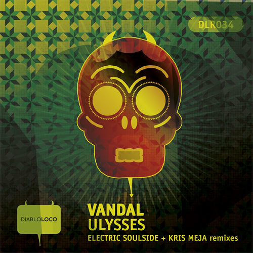 DLR034 Vandal: Ulysses (  Electric Soulside Rmx ) No4 @BEATPORT BREAKS TOP100!