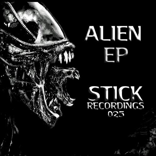 Alberto Ruiz - Alien - Original - Stickrecordings