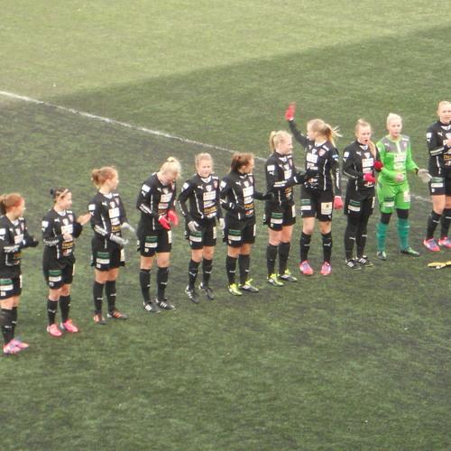 Pallokissat-Honka football game