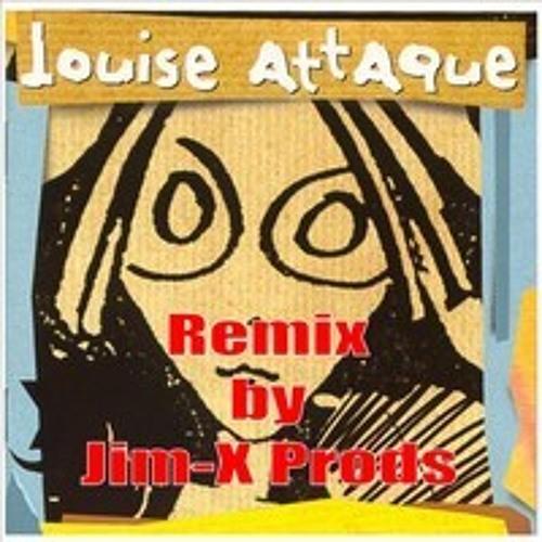 Louise Attaque - Je t'emène au vent ( Rmx By Jim-X Prods)