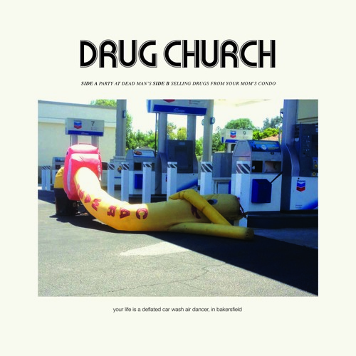 "DRUG CHURCH ""Party At Dead Man's"" (on Secret Voice)"