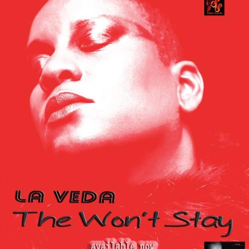 LaVeda - I wont stay (Cafrodeep Main Mix)