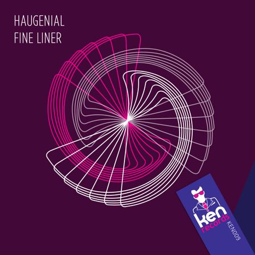 [KEN009] Haugenial - Fineliner