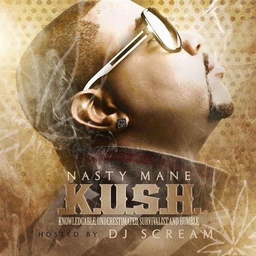 Nasty Mane - Pop A Molly (Feat Juicy J)