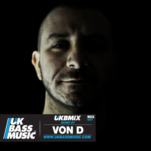 Von D - UKB Mix Blog - Spring Mix
