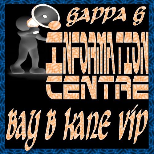 Gappa G - Information Centre - Bay B Kane VIP