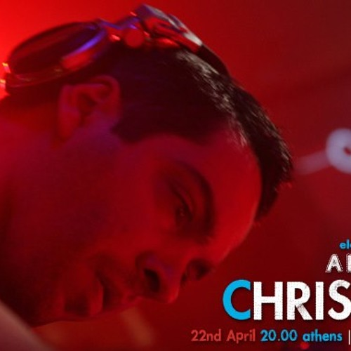 Chris Drifter live at Electronique Destination Show (LightWave Radio GR) - 22th April 2013