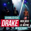 DJ Khaled No New Friends Instrumental Remake (ReProd. By OV Priceless)